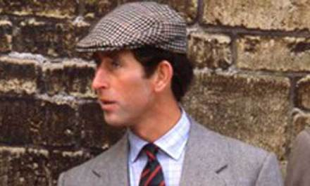 The Prince of Wales – Very Much A Style Icon