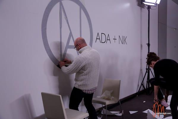 Ada & Nik - London Collections Men 2014