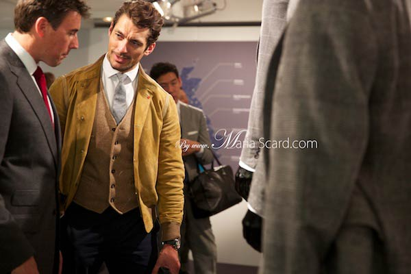 Marks and Spencer – Best of British Menswear Collection