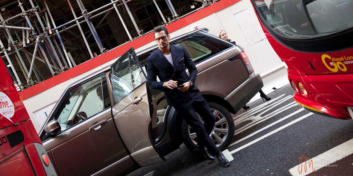 David Gandy – Savile Row Don't Be Intimidated