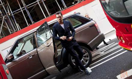David Gandy – Savile Row Don't Be Intimidated