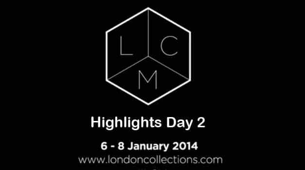Day 2 Highlights – Video – London Collections: Men – AW14