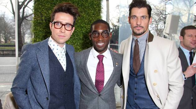 Hairstyle Tips – Nick Grimshaw Rocks At LC:M