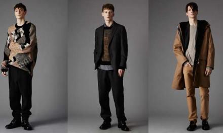 Nicole Farhi – Autumn Winter 2014 Men's Collection