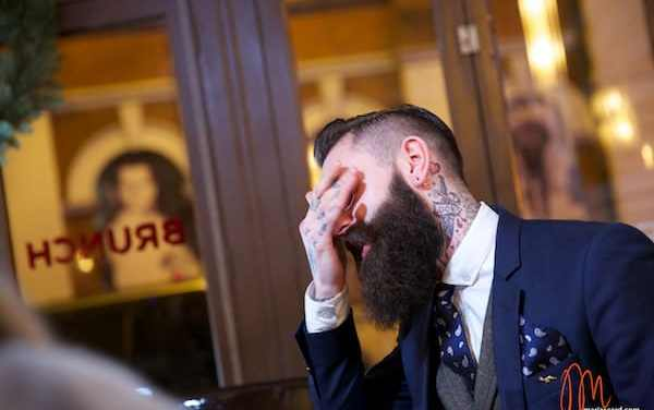 Ricki Hall – His Obsession With Beards & Tattoos