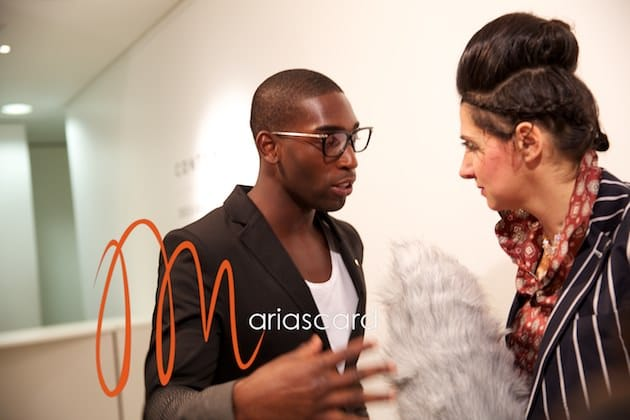 Tinie Tempah interview with Gracie Opulanza