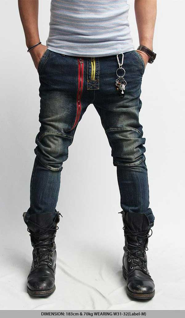 Your Style - MenStyleFashion Blue Denim (