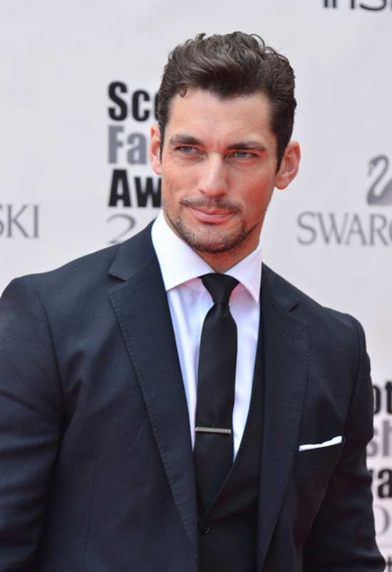 Corporate Fashion – The power of a colour - David Gandy
