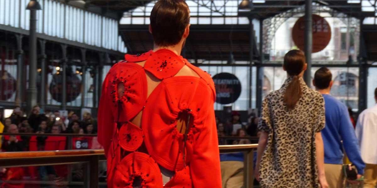 Brian & Beast – 080 Barcelona Fashion 2014