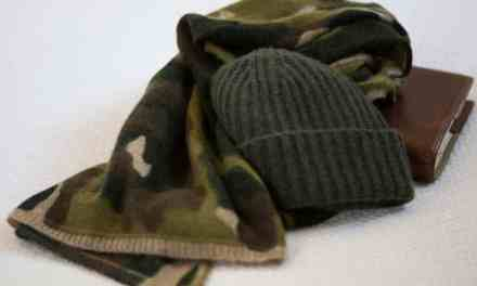 Flight Wear – The Pashmina a Scarf and Blanket in One