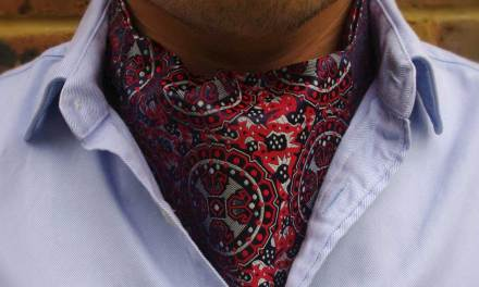 Style Tips – The Rise Of The Cravat