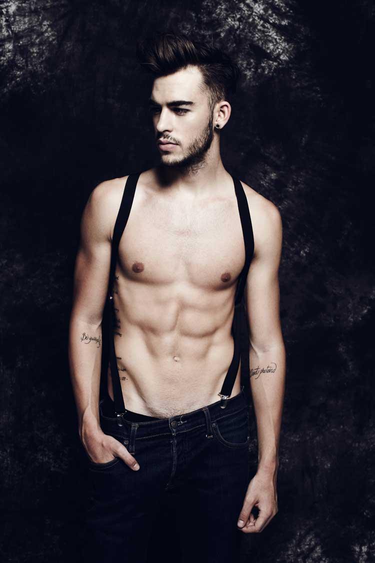 Jesus Palacios - Spanish Male Model 2014 (1)