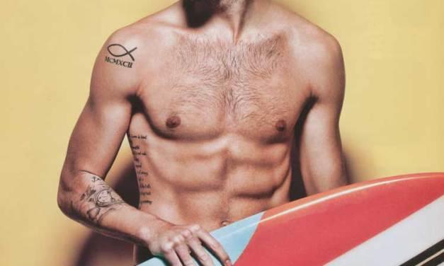 Jesus Palacios – The Modern Male Model