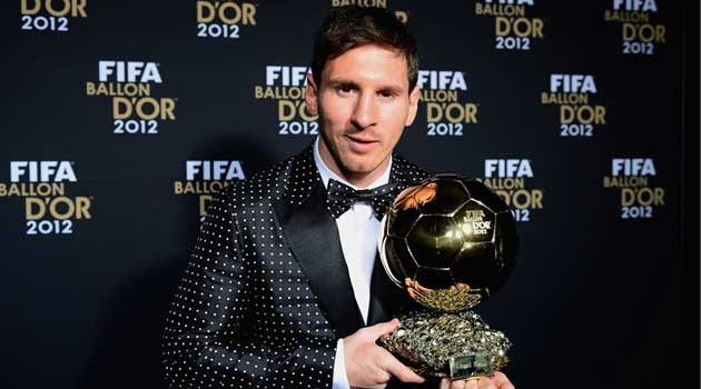 Leo Messi - Dolce & Gabbana (1)