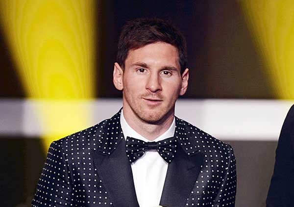 Leo Messi - Dolce & Gabbana (5)