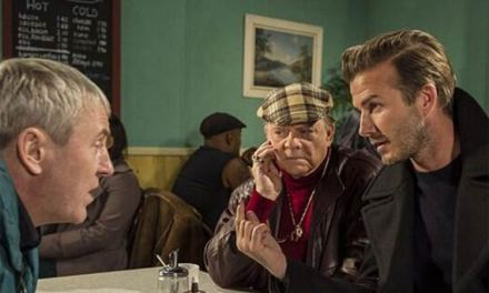Only Fools and Horses ft David Beckham