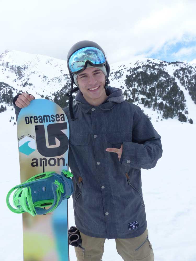 Burton Snowboard gear - Total Fight 2014 (2)