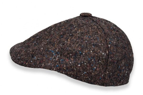 Newsboy Cap - Tweed Wool