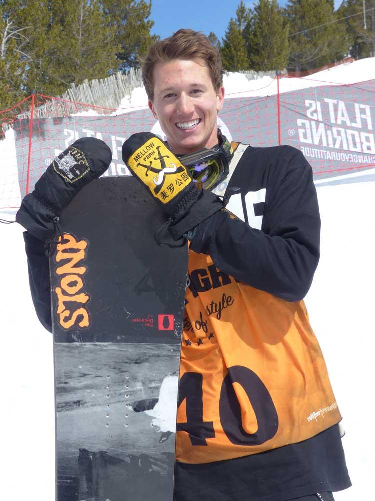 Sean Ryan - Total Fight 2014 Champion Slop Style snowboarder (1)