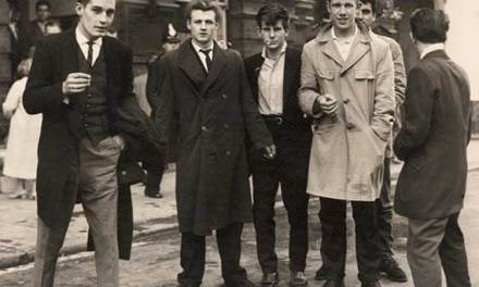 Teddy Boy Look – How To Make It Work