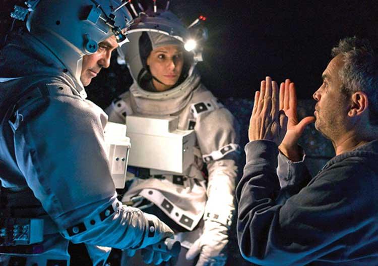 Gravity - Glenn Freemantle Sandra Bullocks Alonso Curzon Oscar 2014 (1)
