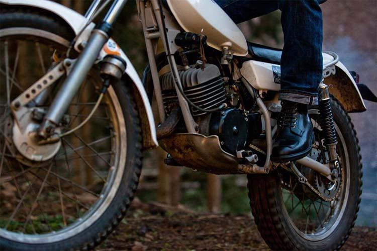 Grenson Shoes – Blitz and Edwin Biker Boots