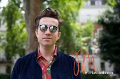 Nick Grimshaw - London Collections Men 2014 Gracie Opulanza (1)