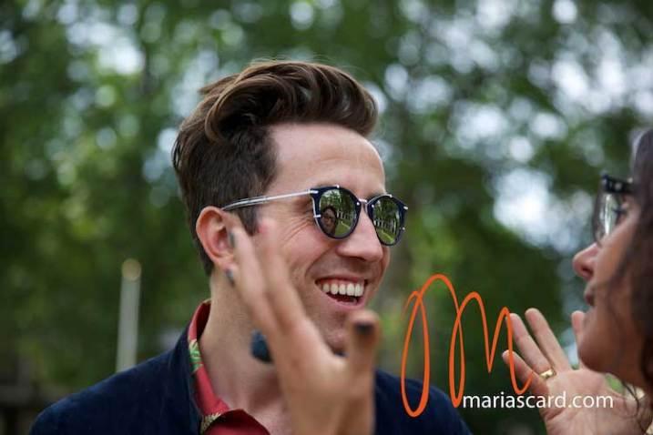 Nick Grimshaw - London Collections Men 2014 Gracie Opulanza (3)