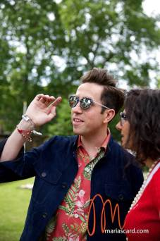 Nick Grimshaw - London Collections Men 2014 Gracie Opulanza (5)