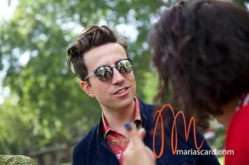 Nick Grimshaw - London Collections Men 2014 Gracie Opulanza (6)