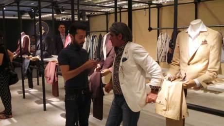 Nick Wooster and Luigi Lardini (1)