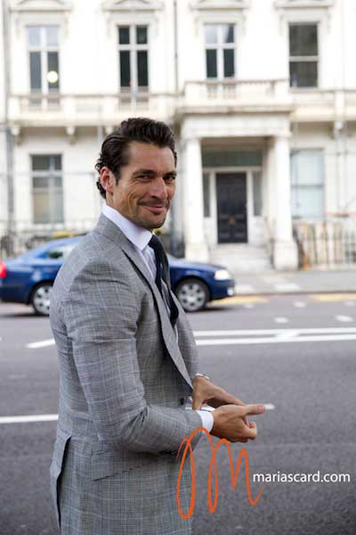 DGandyOfficial - London Collections Men June 2014 Photography by Maria Scard (2) One for the boys