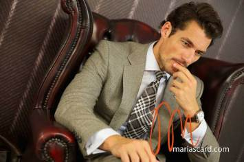 DGandyOfficial - London Collections Men June 2014 Photography by Maria Scard (8)