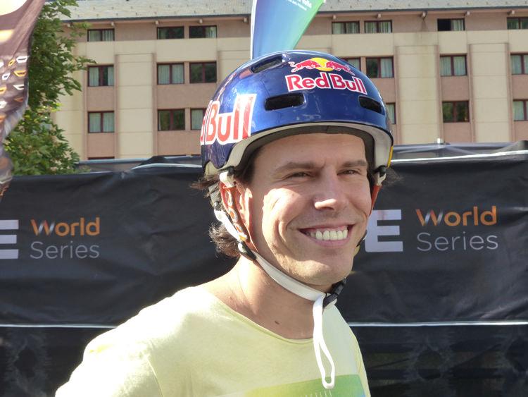 Daniel Dhers BMX 2014 Andorra