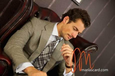David Gandy - London Collections Men 2014 MenStyleFashion Maria Scard (5)