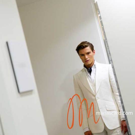 Marksandspencer - London Collections Men 2014 SS 2015 MenStyleFashion Maria Scard (11)