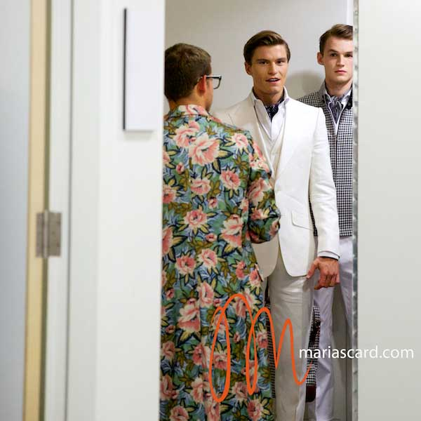 Marksandspencer - London Collections Men 2014 SS 2015 MenStyleFashion Maria Scard (12)