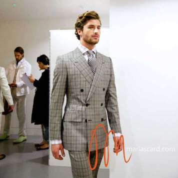 Marksandspencer - London Collections Men 2014 SS 2015 MenStyleFashion Maria Scard (3)