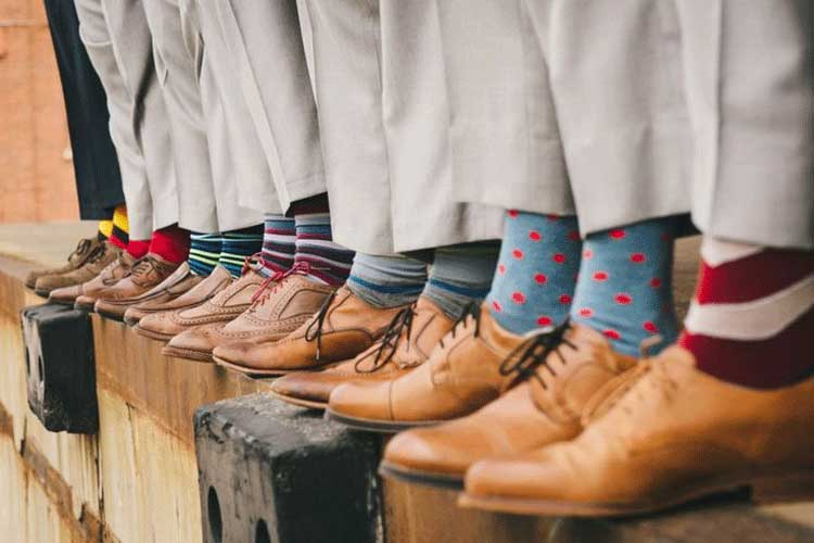 Luxury Socks For Men – Mes Chaussettes Rouges Sock Couture