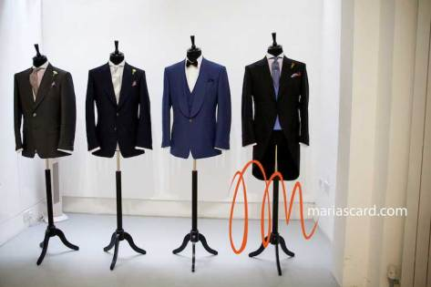 Chester Barrie - Savile Row Tailor Maria Scard Wedding Suits (3)