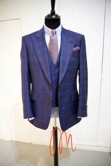 Chester Barrie - Savile Row Tailor Maria Scard Wedding Suits (9)