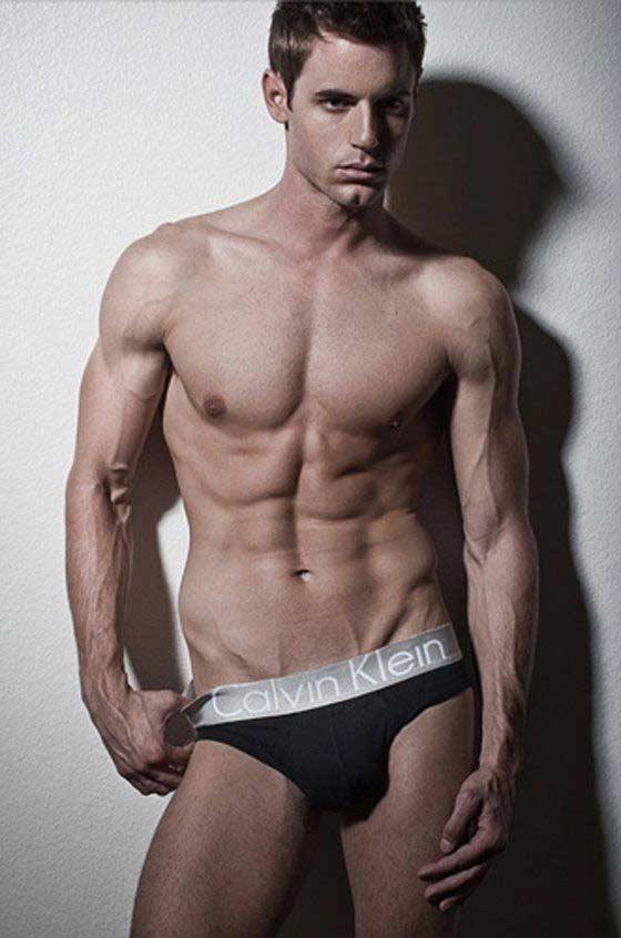 Brandon Stoughton for Calvin Klein