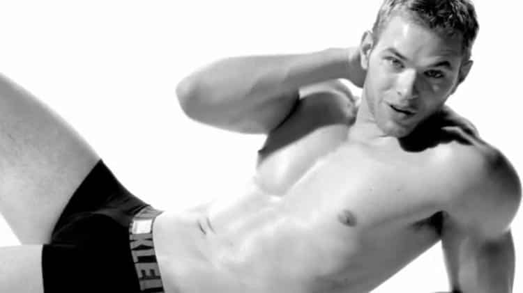 The Top Ten Calvin Klein Male Models