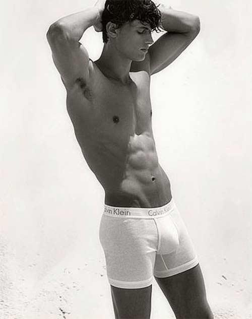Garrett Neff for Calvin Klein underwear