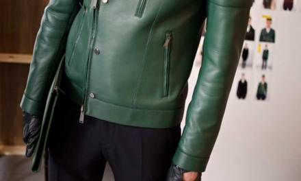 Synthetic Fibres – The Rise of the Pleather Jacket