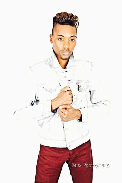 Lenny Johnson _ African Male Model (1)