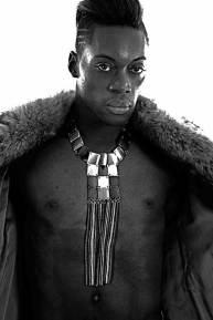 Lenny Johnson _ African Male Model (2)