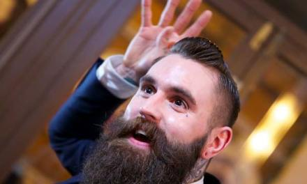 Male Grooming Industry Declines Due To Rise Of Beards
