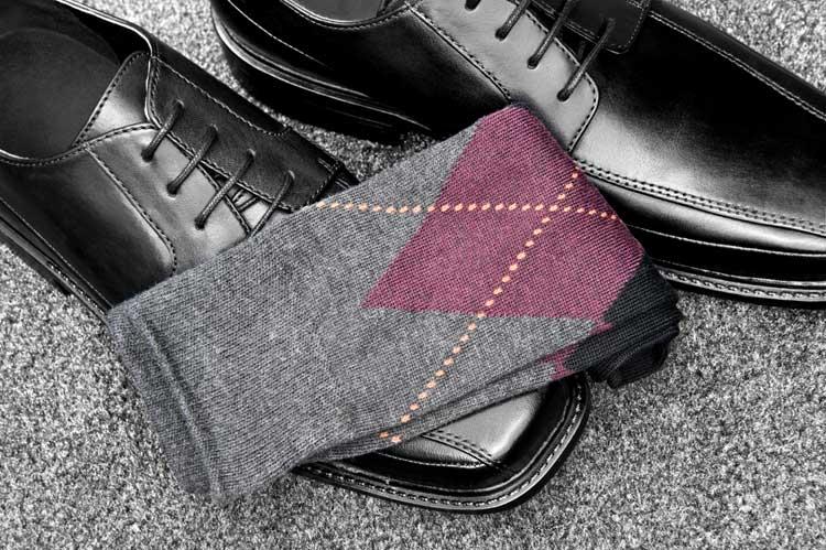 5 High End Designer Socks for Men
