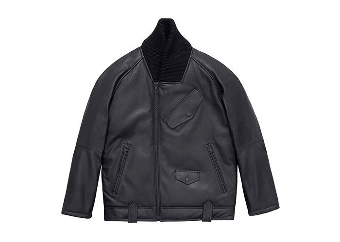 3 Leather Jacket $299